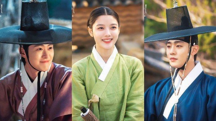 Adu Peran Ahn Hyo Seop dan Gong Myung di Drama Korea Lovers of the Red Sky, Kamu Suka yang Mana?