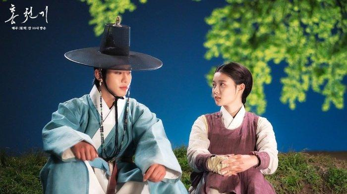 Cuplikan drama Korea Lovers of the Red Sky episode 6