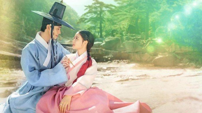 Cuplikan drama Korea Lovers of the Red Sky