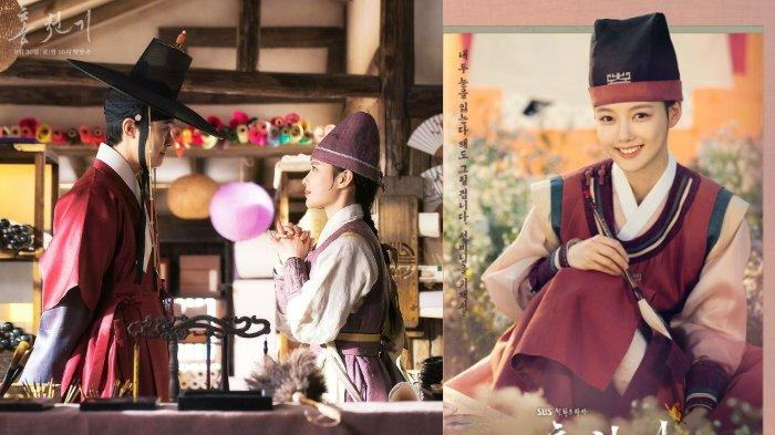 Nonton Streaming Lovers of the Red Sky Sub Indo Full Episode, Dibintangi Kim Yoo Jung & Ahn Hyo Seop