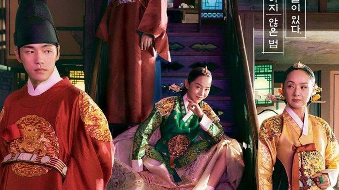 Drama Korea Mr. Queen cetak rating tinggi.