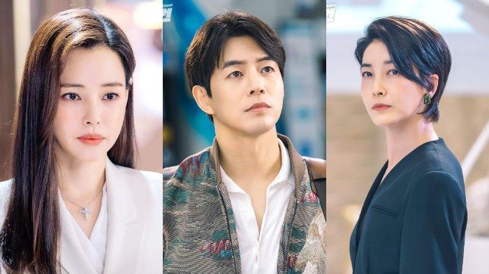 Profil pemain drama Korea One The Woman