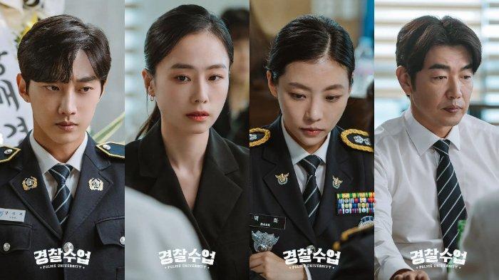 Spoiler & Link Nonton Drakor Police University Episode 15, Apa yang Membuat Kang Sun Ho Kebingungan?
