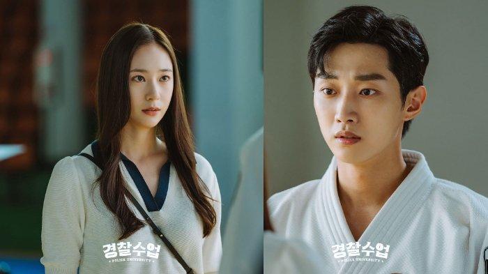 Spoiler & Link Nonton Drakor Police University Episode 9, Sun Ho Bakal Kerja Sama dengan Kang Hee?
