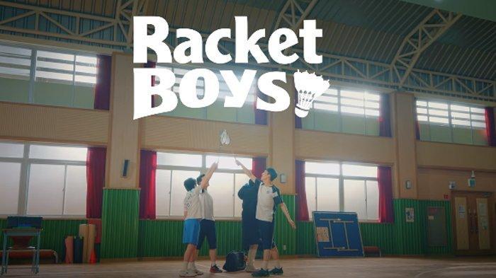 Drama Korea Racket Boys.