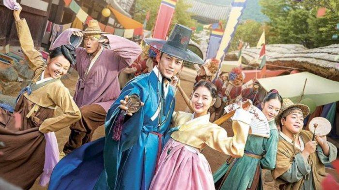 Sinopsis Drama Korea Royal Secret Inspector Joy, Taecyeon 2PM Jadi Agen Rahasia Kerajaan