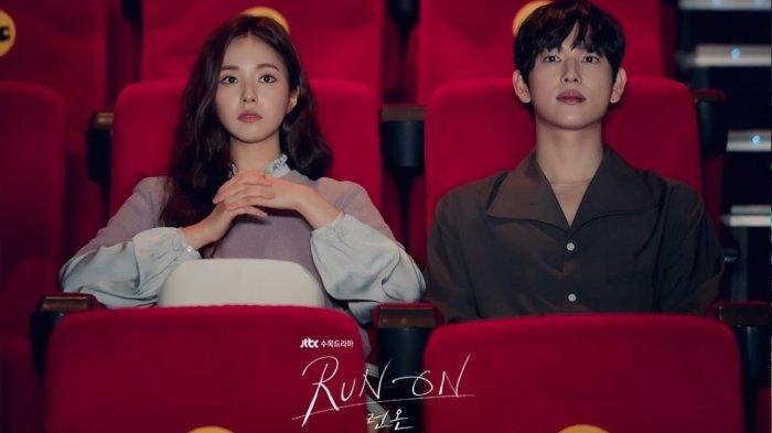 Nonton Streaming Run On Full Episode 1-16, Drakor Romantis yang Dibintangi Im Si Wan & Shin Se Kyung