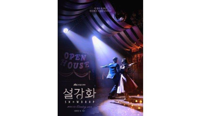 Drama Korea Snowdrop dibintangi Jung Hae In dan Jisoo BLACKPINK