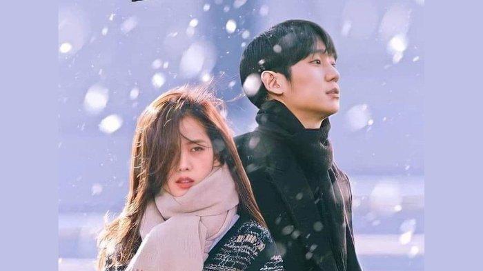 Poster Teaser Perdana 'Snowdrop' Dirilis, Adegan Romantis Jung Hae In & Jisoo BLACKPINK Terungkap
