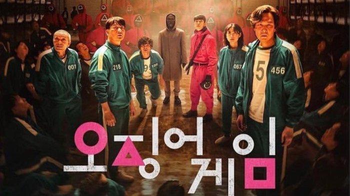 Drama Korea Squid Game tayang di Netflix 17 September 2021