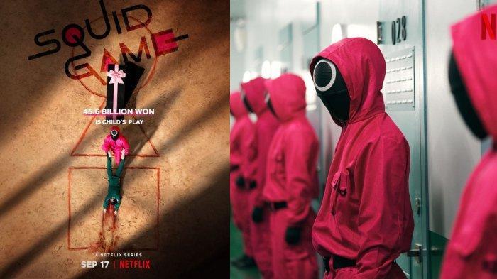 Drama Korea Squid Game tayang di Netflix