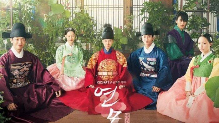 Drama Korea The King's Affection tayang 11 Oktober 2021