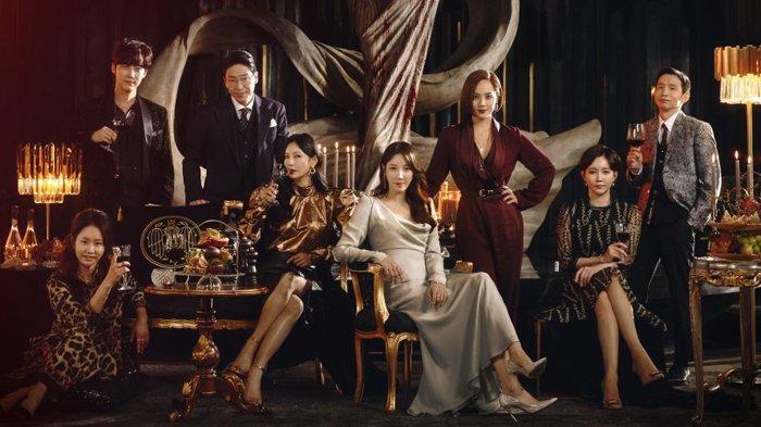 Menuju Final, The Penthouse 2 Menduduki Peringkat Teratas Drama Korea Paling Populer