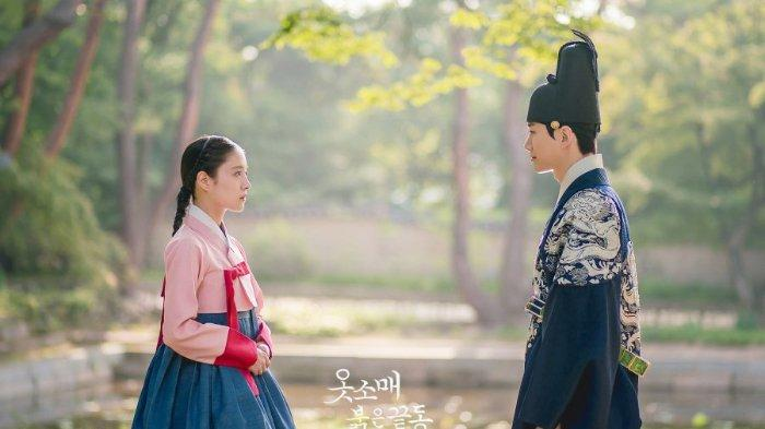 Drama Korea The Red Sleeve Cuff