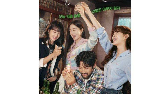Drama Korea Work Later, Drink Now tayang bulan depan
