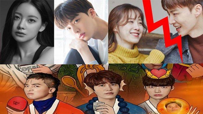Enggan Temui Ibu Goo Hye Sun Bahas Soal Cerai, Ahn Jae Hyun Sibuk Kerja Show & Drama Baru MBC