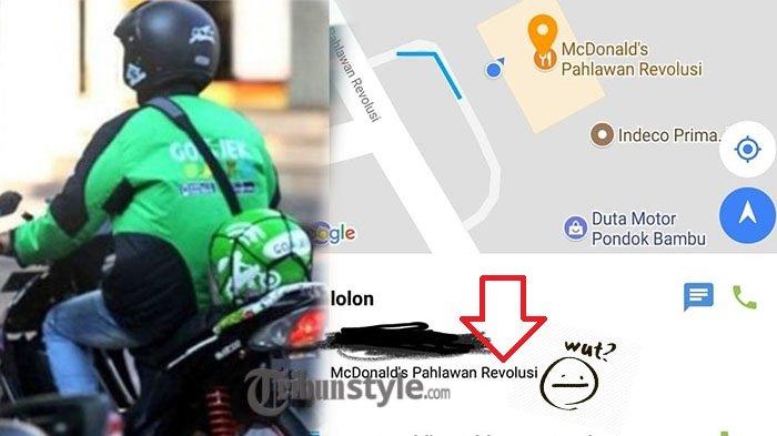 Viral! Driver Ojol Dapat Order Antar Makanan, Namun Ada Kejanggalan, Saat Disadari ini yang Terjadi