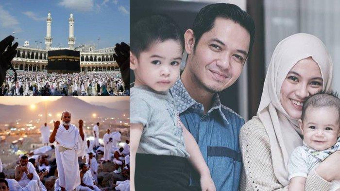 Naik Haji dari Undangan Arab Saudi, Dude Harlino - Suami Alyssa Soebandono Iri dengan Jemaah Reguler