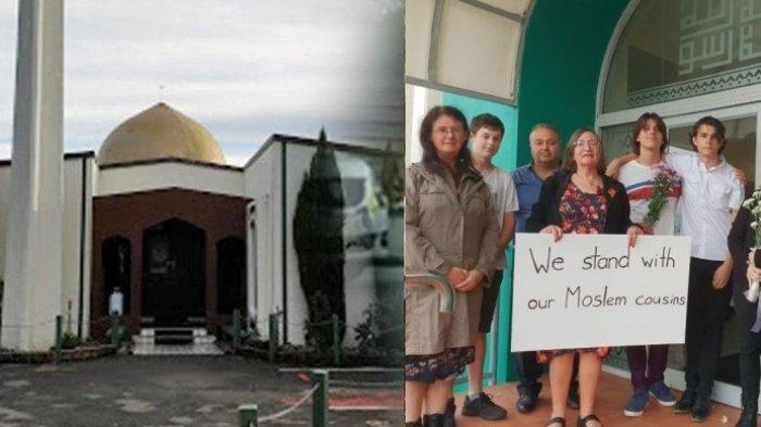 Kisah Tragis Penembakan di Masjid Selandia Baru, Pilih Pura-pura Mati Agar Terhindar dari Maut