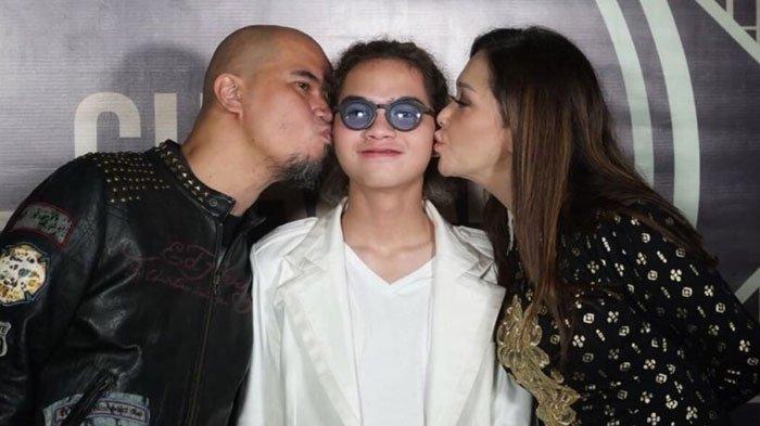 Dul Jaelani ucap terimakasih pada Maia dan Dhani