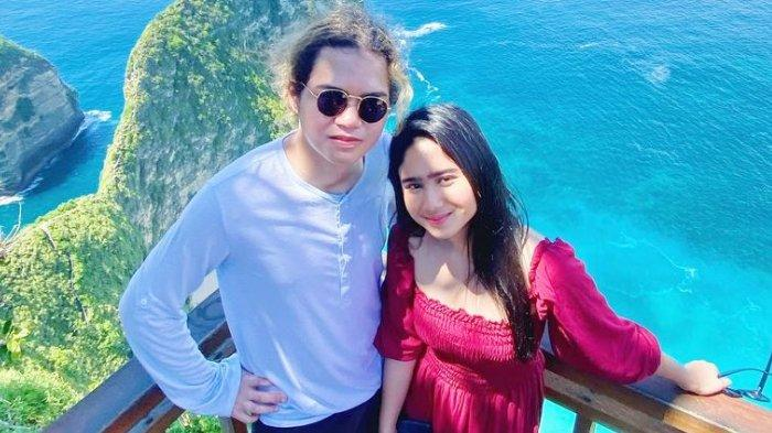 Dul Jaelani dan sang kekasih, Tissa Biani
