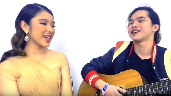 Akan Berjodoh? Dul Jaelani & Tiara Idol Tak Hanya Mesra di Panggung, Intip Kejadian di Backstage Ini