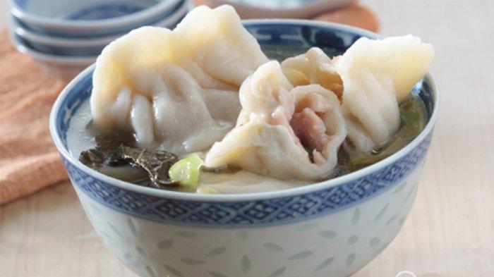 Resep Dumpling Sup Cukup 45 Menit Cocok Banget Untuk Hangatkan Tubuh Di Cuaca Dingin Tribunstyle Com