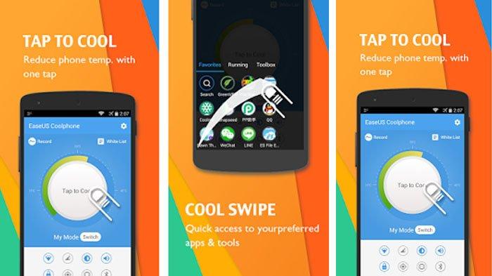 Jangan Anggap Remeh Ponsel Panas, Cepat Dinginkan Pakai Aplikasi Ini