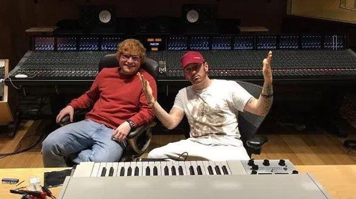 Ed Sheeran dan Eminem