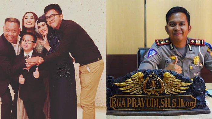KABAR Ega Prayudi, Anak Tukul Sukses Tepati Wasiat Almh Susi Jadi Polisi, Jabatannya Kini Mentereng