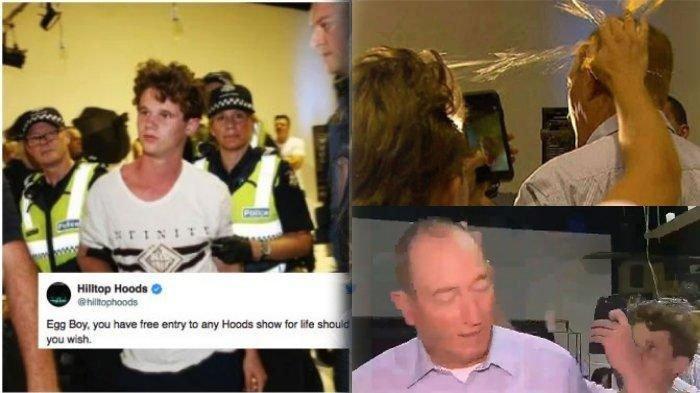 Bebas, Will Connolly Egg Boy Minta Donasi untuk Disumbangkan kepada Korban Penembakan Selandia Baru