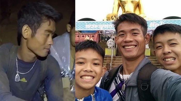 8 Fakta Ekapol Chanthawong, Asisten Pelatih yang Menjaga 12 Anak Saat Terjebak di Gua Thailand