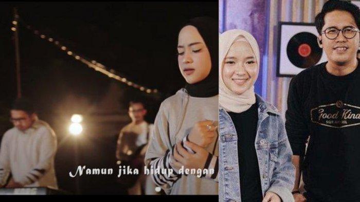 TAK SADAR Ayus & Nissa Sabyan Selama Ini Pakai Baju Couple, Eks Sabyan Bongkar Fakta: Gak Kepikiran