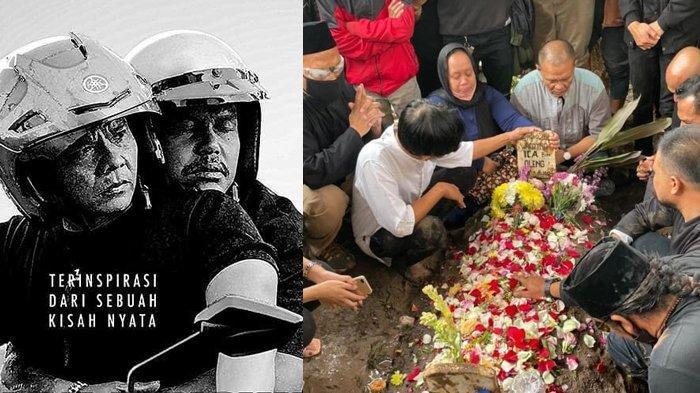 MENYAYAT HATI, Ekspresi Pilu Kang Murad saat Pandangi Makam Kang Pipit Preman Pensiun jadi Sorotan