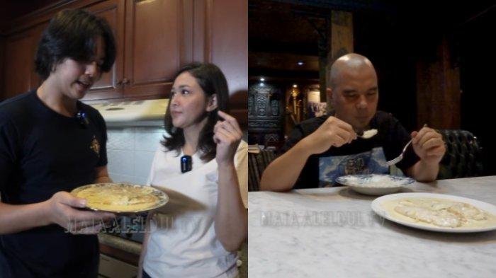 JAHILNYA El Rumi, Diam-diam Sajikan Masakan Maia untuk Sang Ayah, Ini Reaksi Jujur Ahmad Dhani