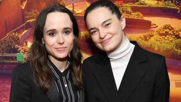 Setelah Umumkan Jadi Transgender, Elliot Page dan Emma Portner Sepakat Bercerai