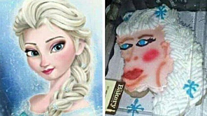 contoh gambar frozen elsa lengkap  kumpulan gambar