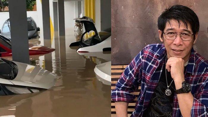 Banjir di Rumah Parto Sudah Surut, Begini Potret 6 Mobil Mewah Rekan Sule yang Dipenuhi Lumpur