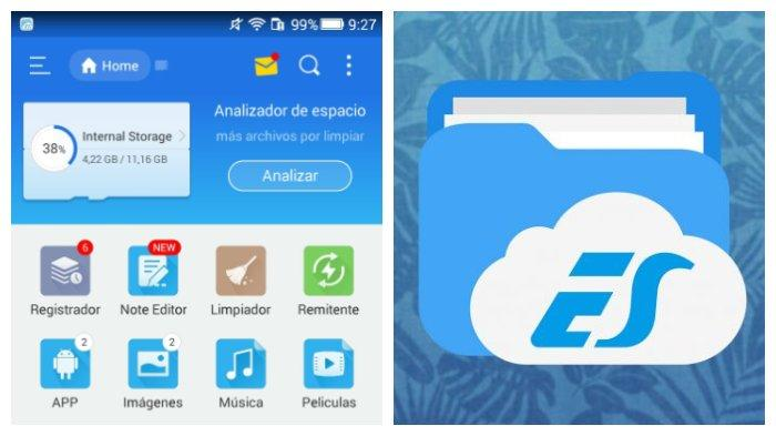 Es File Explorer Telah Dihapus Google Play Store Hati Hati Banyak Aplikasi Palsunya Tribunstyle Com