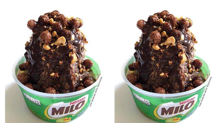 Fakta di Balik Es Kepal Milo yang Tengah Hits, Penjual Sampai Berdiri 8 Jam Demi Layani Pelanggan?