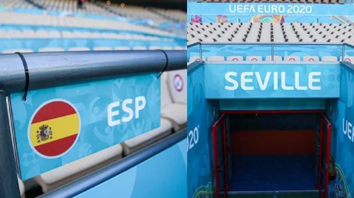 PREDIKSI Skor dan Susunan Pemain Laga Spanyol vs Swedia Grup E Euro 2020, Kick Off Selasa Dini Hari