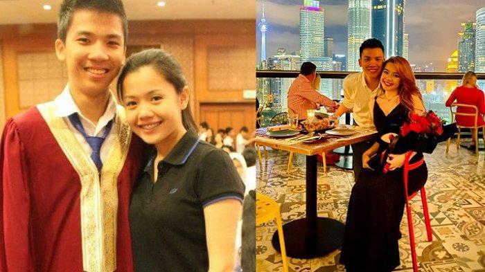 Eugene Ng (pria) dan Teh Yin Yin (wanita)