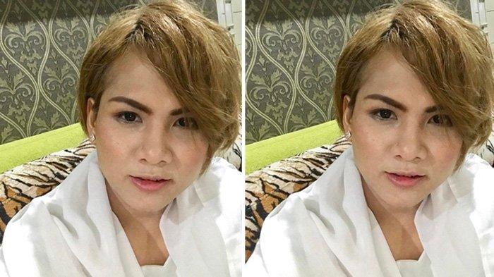 Evelyn Nada Anjani Tiba-tiba Unggah Foto Saat Masih Tomboy, Berkumis dan Berjambang, Ada Apa?