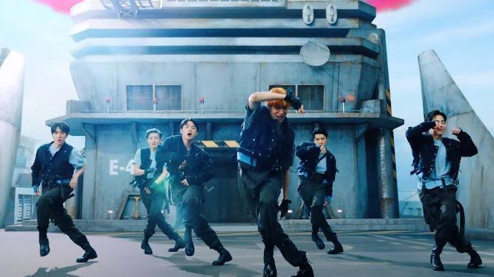 EXO rilis video musik lagu Don't Fight the Feeling.