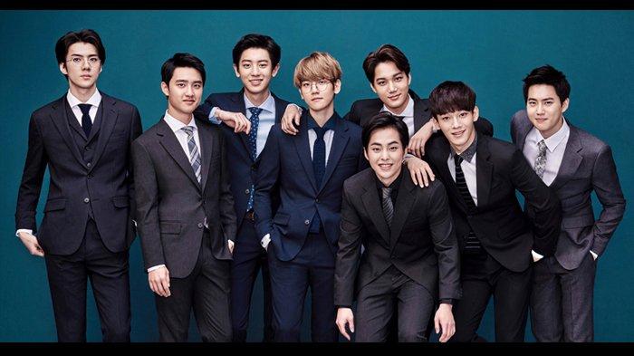 Kompilasi 5 Adegan Kiss Para Anggota EXO di Drama yang Mereka Bintangi, Bikin Potek!