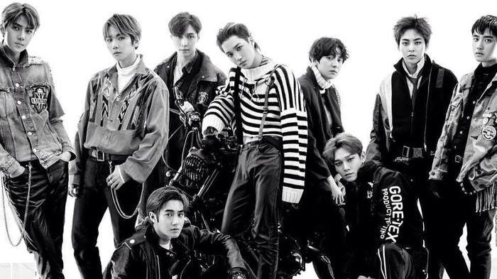 Trending Twitter, Rayakan Ulang Tahun ke-8, Begini Pesan Manis Member EXO untuk Penggemar