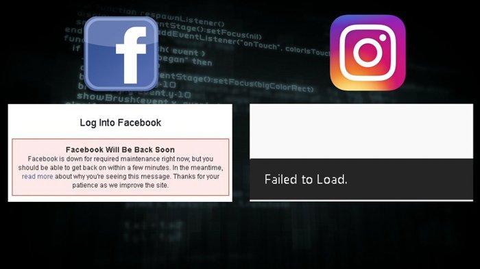 Tak Hanya di Indonesia, Facebook dan Instagram Down Juga Terjadi di Beberapa Negara