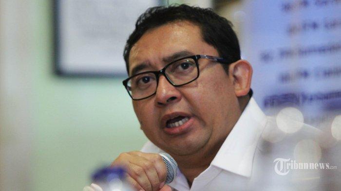 Fadli Zon Sayangkan Pidato Jokowi Tak Minta Maaf atas Wafatnya 120 Ribu Jiwa Karena Covid-19
