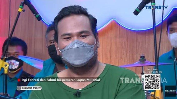 Fahmi Bo beberkan kondisi terkini usai terkena stroke