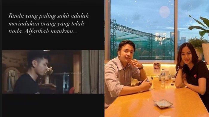 TANGIS Ayu, Pacar jadi Korban Sriwijaya Air: Rindu Paling